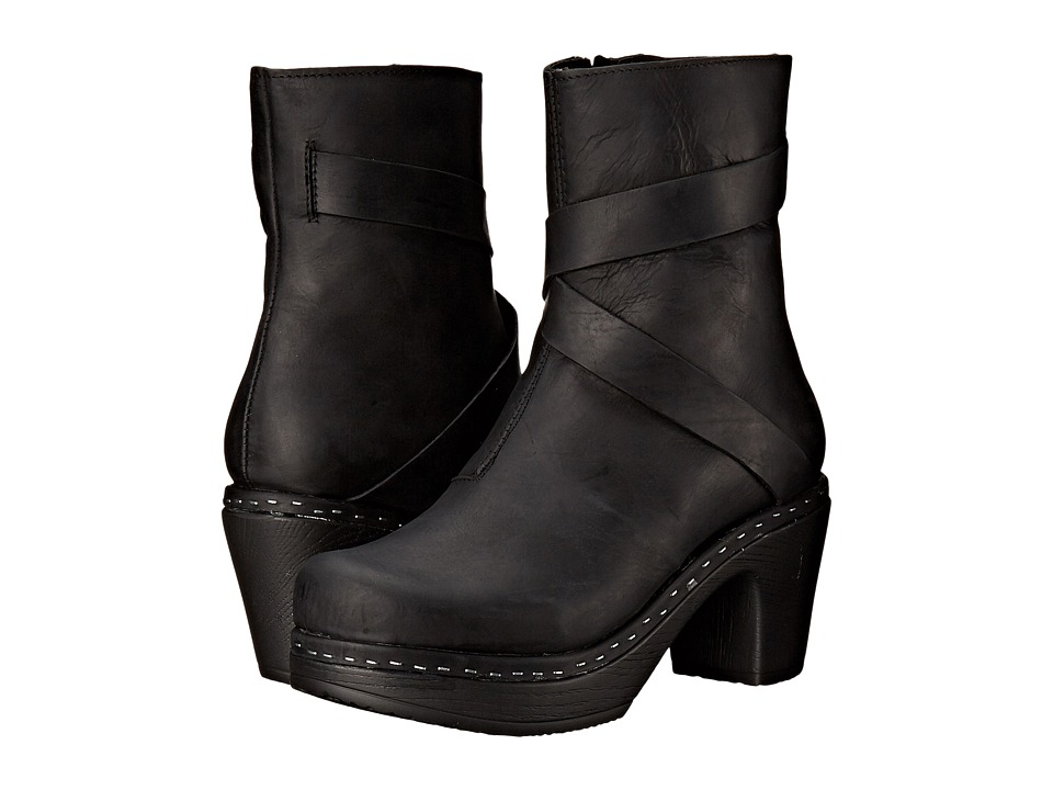 Calou Stockholm Julia Black Womens Boots