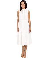 Rebecca Taylor - Victorian Voile Sleeveless Voile Lace Dress