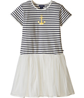 Toobydoo - Short Sleeve Tulle Dress (Toddler/Little Kids/Big Kids)