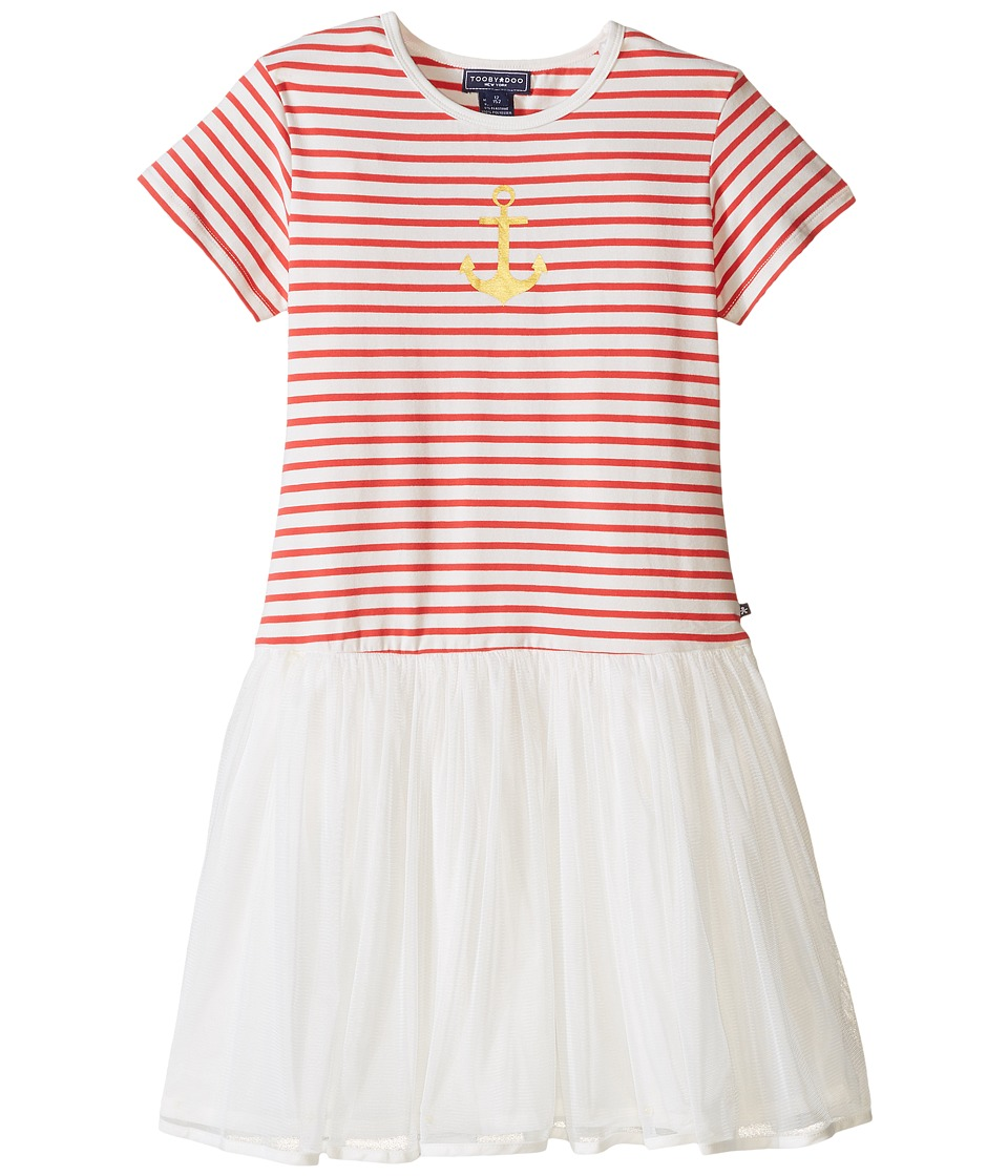 Toobydoo - Short Sleeve Tulle Dress