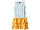 Ruffle Tank Dress (Toddler/Little Kids/Big Kids)