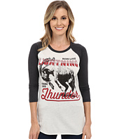 Rock and Roll Cowgirl - 3/4 Sleeve Knit 48T6227