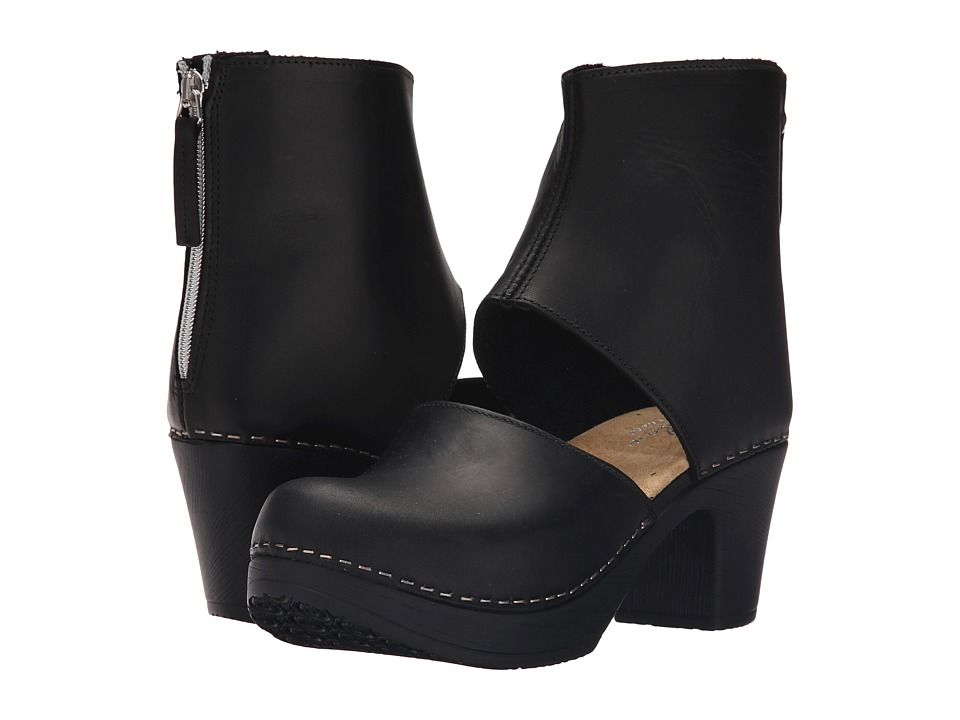 Calou Stockholm Meja Black Womens Boots