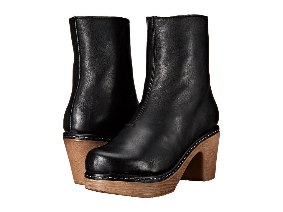 Calou Stockholm Molly Black Womens Boots