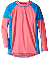 Toobydoo - Color Block Rashguard (Infant/Toddler/Little Kids/Big Kids)