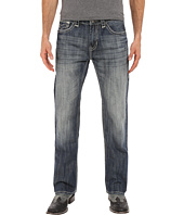 Rock and Roll Cowboy - Pistol Bootcut in Dark Vintage M0P6640