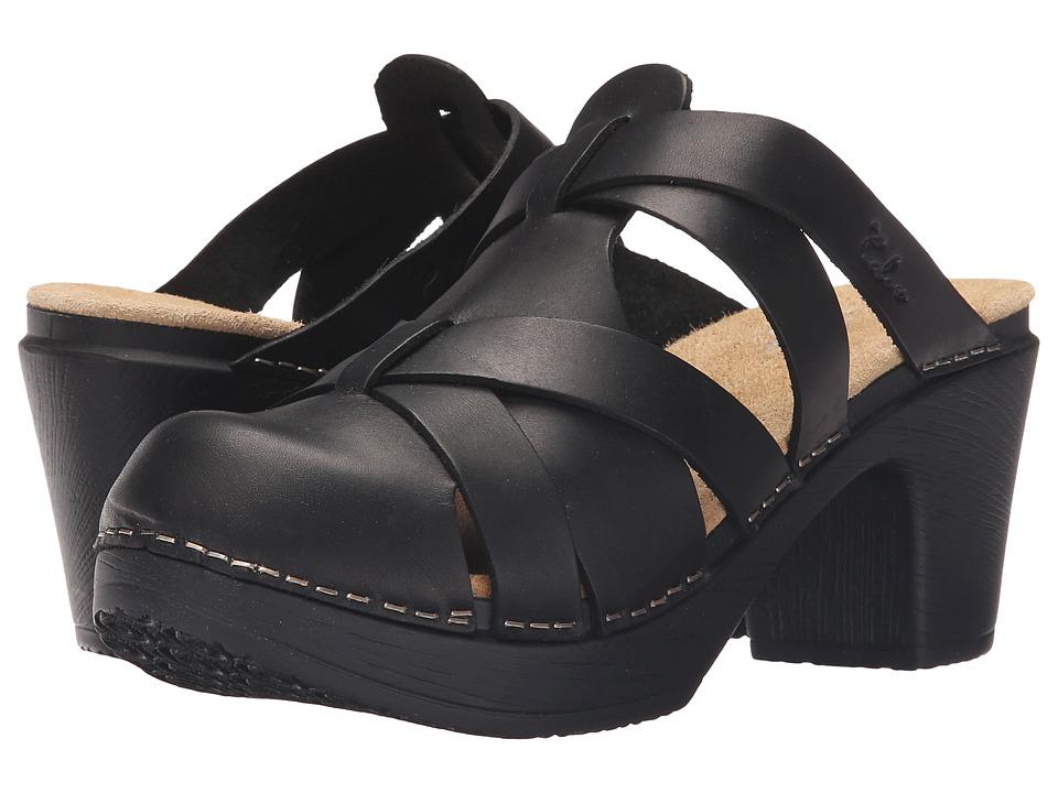 Calou Stockholm Nancy Black Womens Shoes