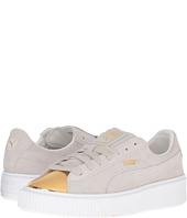 PUMA - Suede Creeper Gold