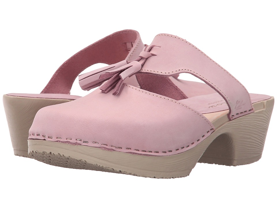 Calou Stockholm Penny Strap Pink Womens Shoes
