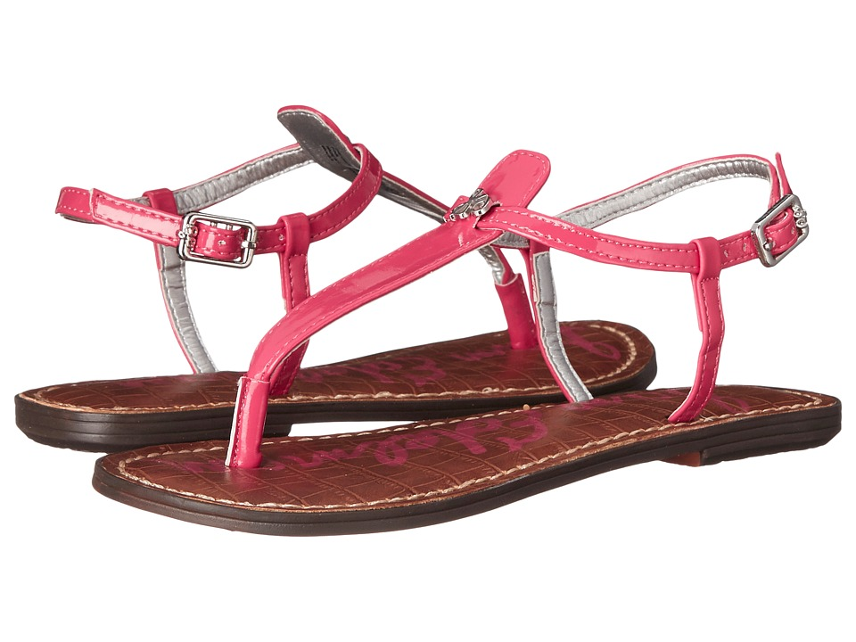 Sam Edelman Kids Gigi Charm Little Kid/Big Kid Pink Girls Shoes