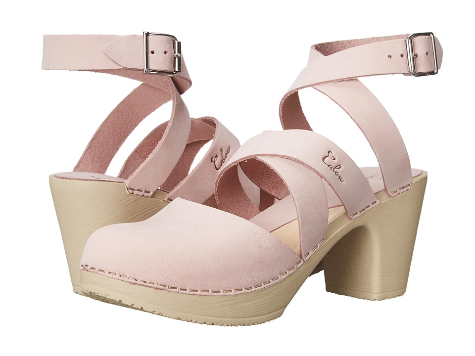 Calou Stockholm Stina Pink Womens Shoes