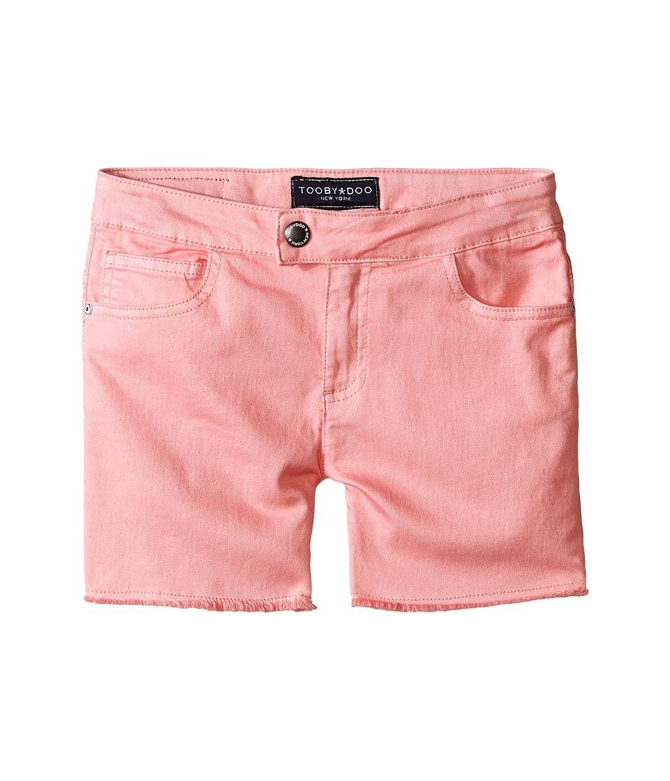 Toobydoo Pink Jeans Shorts Toddler/Little Kids/Big Kids Pink Girls Shorts