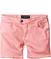 Toobydoo - Pink Jeans Shorts (Toddler/Little Kids/Big Kids)
