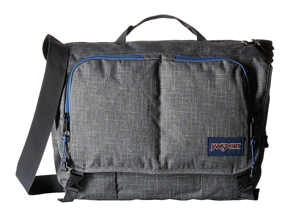 JanSport - Network (Grey Vanishing Rip) Computer Bags