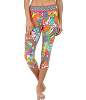 Trina Turk - Jungle Flower Mid-Length Leggings