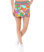 Trina Turk - Jungle Flower Tennis Skirt