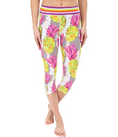 Trina Turk - Pineapples Mid-Length Leggings