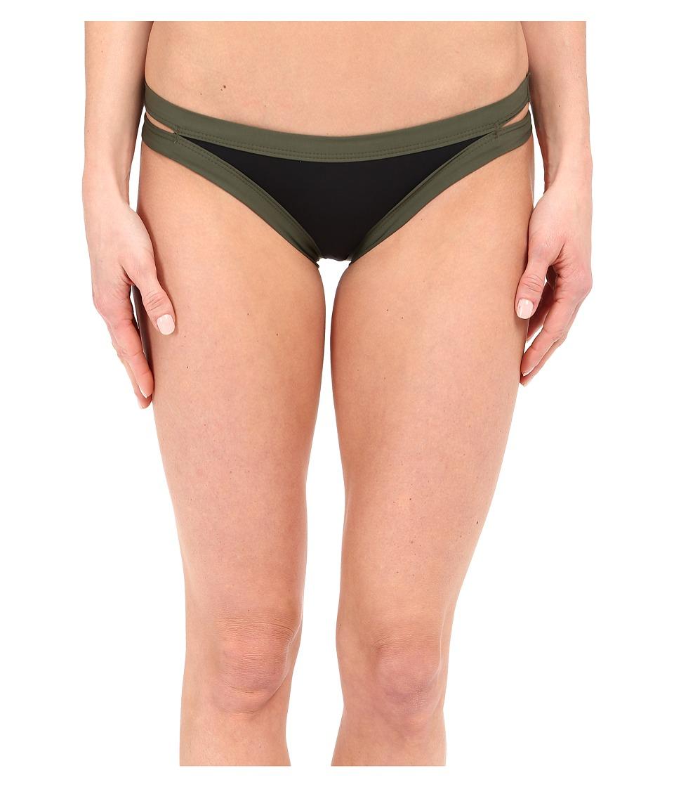 LSpace Charlie Classic Bottom Black 2 Womens Swimwear