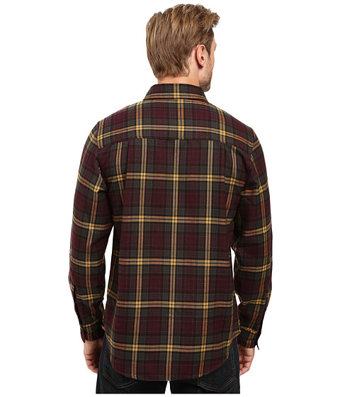 Woolrich hikers trail flannel shirt modern fit at for 9 oz flannel shirt