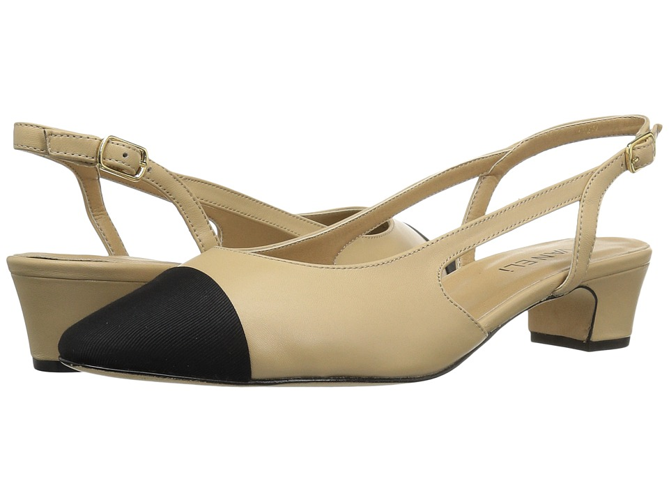 Vaneli Aliz (Pudding Nappa/Black) Women