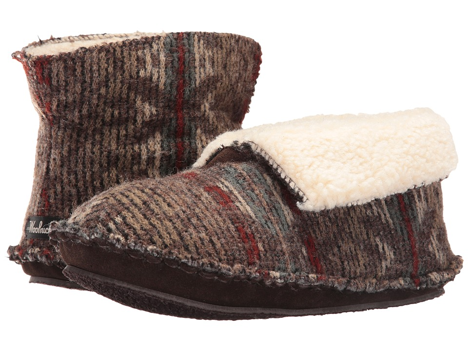 Woolrich Lodge Bootie (Archival Blanket Wool) Women