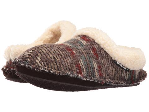 Woolrich Lodge Slide - Archival Blanket Wool