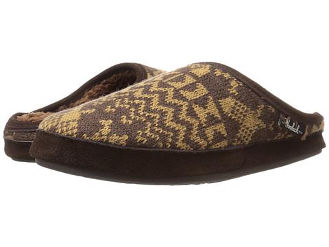Woolrich Whitecap Knit Mule - Java Snowshoe Sweater