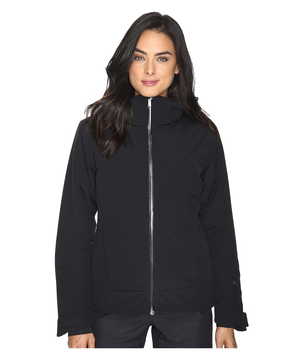 Spyder Amp Jacket (Black/Black/Black) Women's Coat