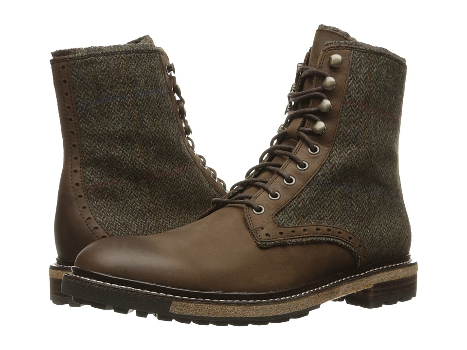 Woolrich Bootlegger (Bitter Chocolate/Tweed Wool) Men