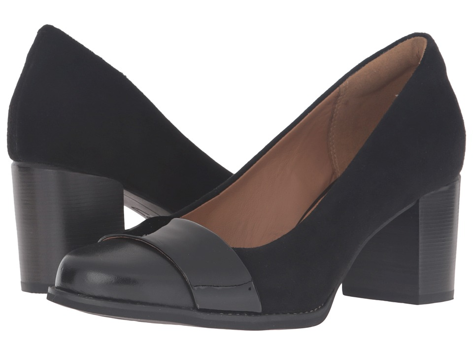 Clarks Tarah Brae (Black Combination) Women's Shoes