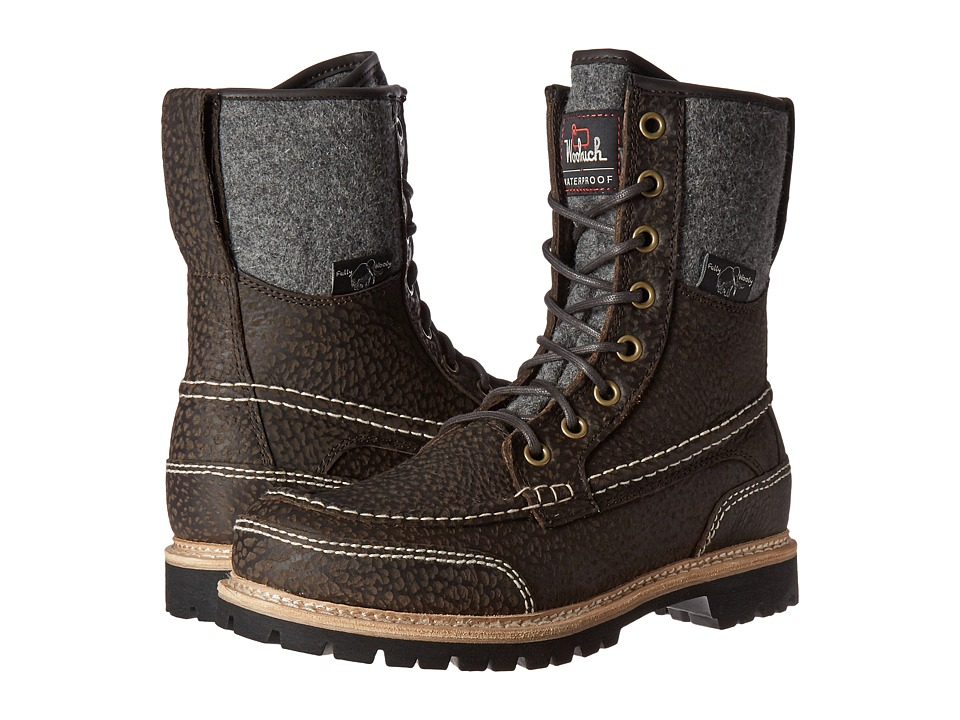 Woolrich Squatch (Java Leather) Men