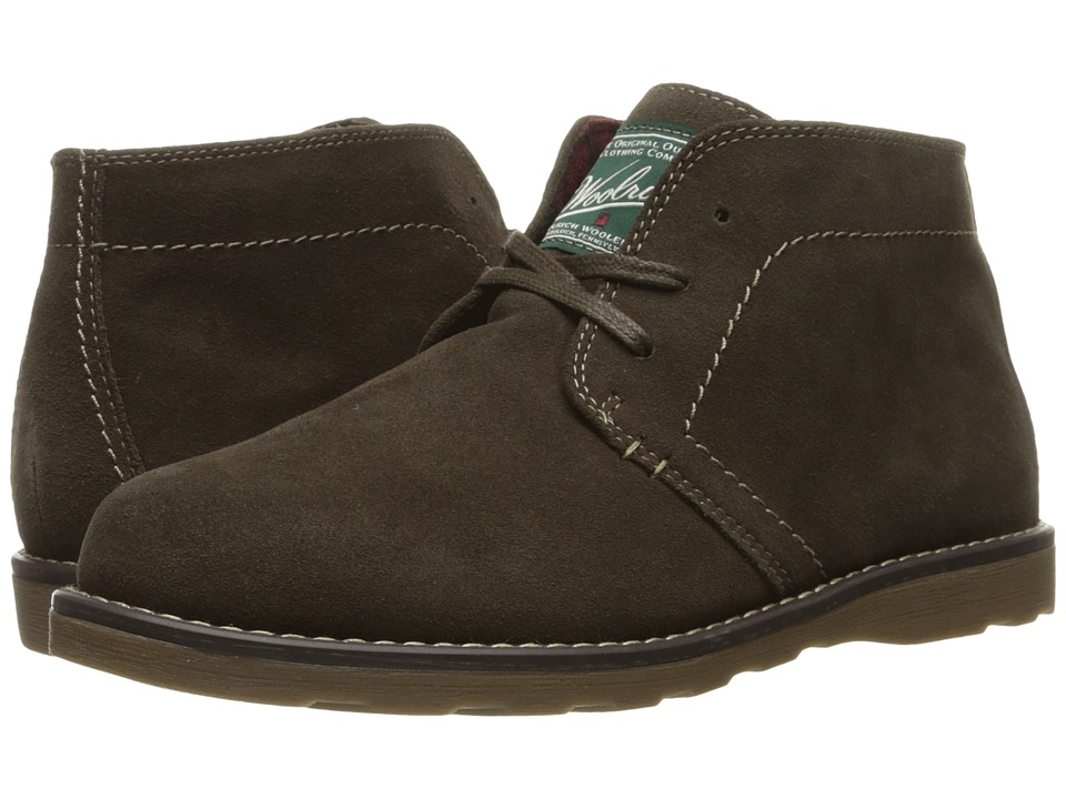 Woolrich Oxbow Chukka (Dark Brown) Men