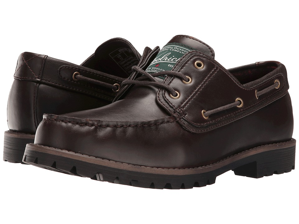 Woolrich Trout Run (Dark Brown) Men