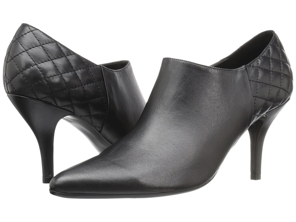 Vaneli - Keriana (Black Nappa) High Heels
