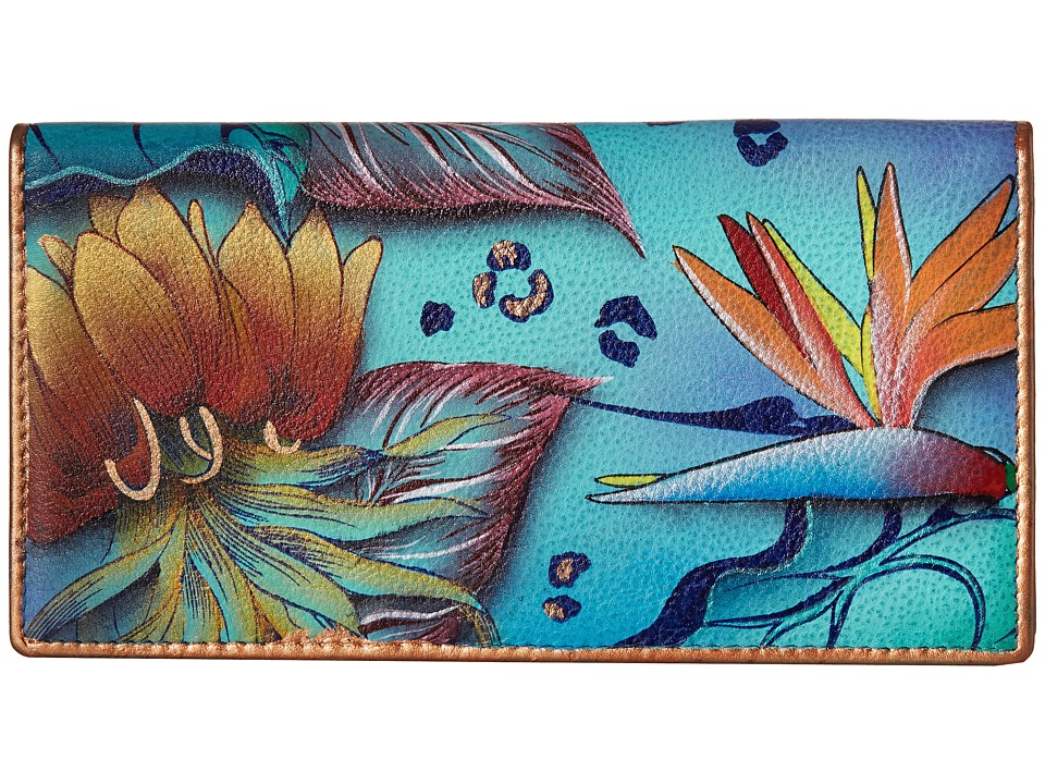 Anuschka Handbags - 1078 (Tropical Dream) Handbags