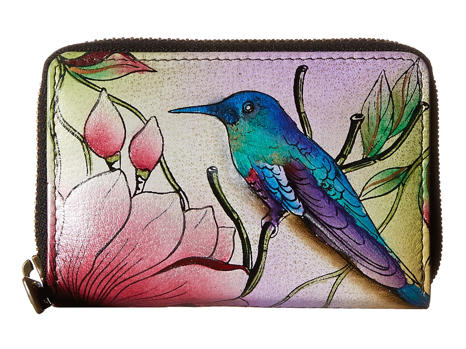 Anuschka Handbags - 1110 (Spring Passion) Coin Purse