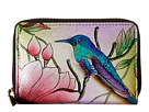 Anuschka Handbags 1110 Credit And Business Card Holder