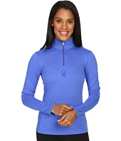 Spyder - Shimmer Bug Velour Fleece T-Neck Top