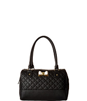 Betsey Johnson - Perf Base Satchel
