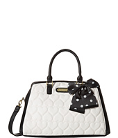 Betsey Johnson - Bowler Satchel