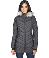 Spyder - Timeless Long Faux Fur Down Jacket