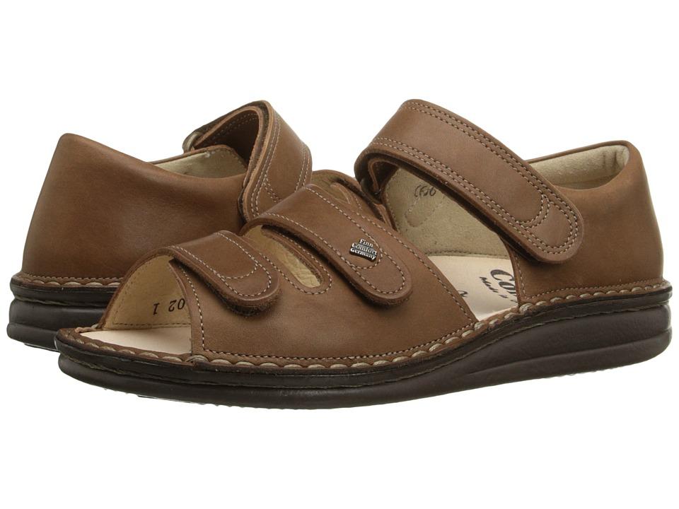 Finn Comfort Baltrum (Nut) Shoes