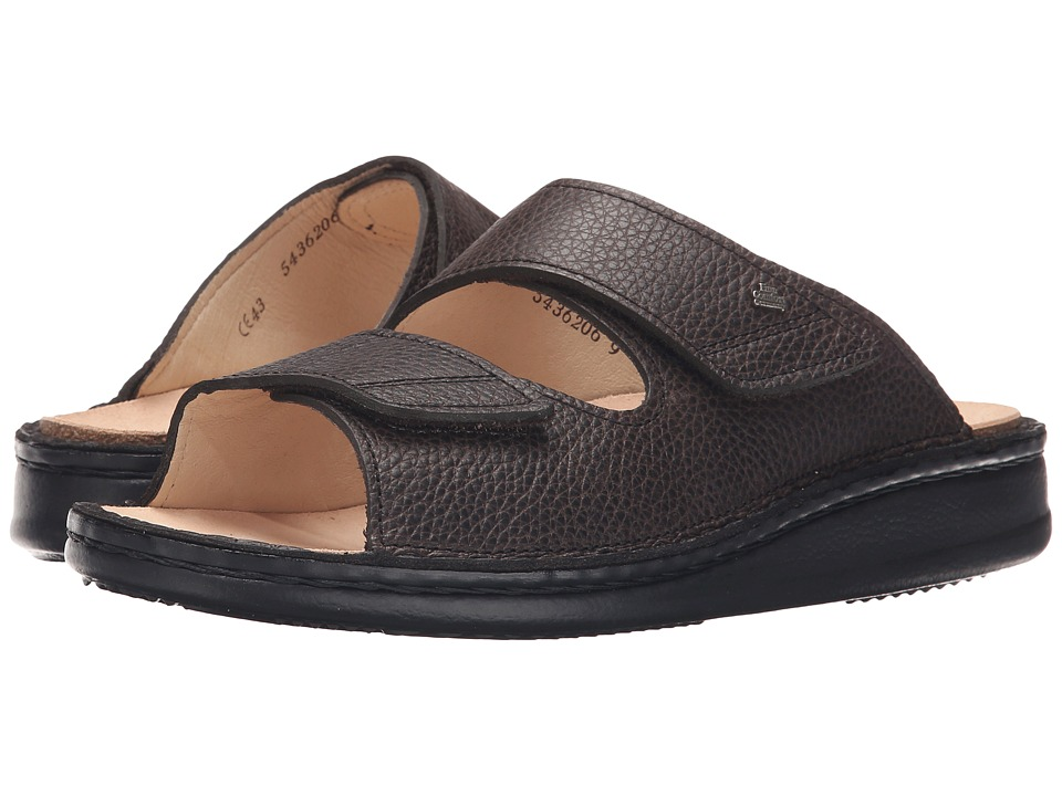 Finn Comfort - Riad - 1505 (Coffee) Men's Sandals