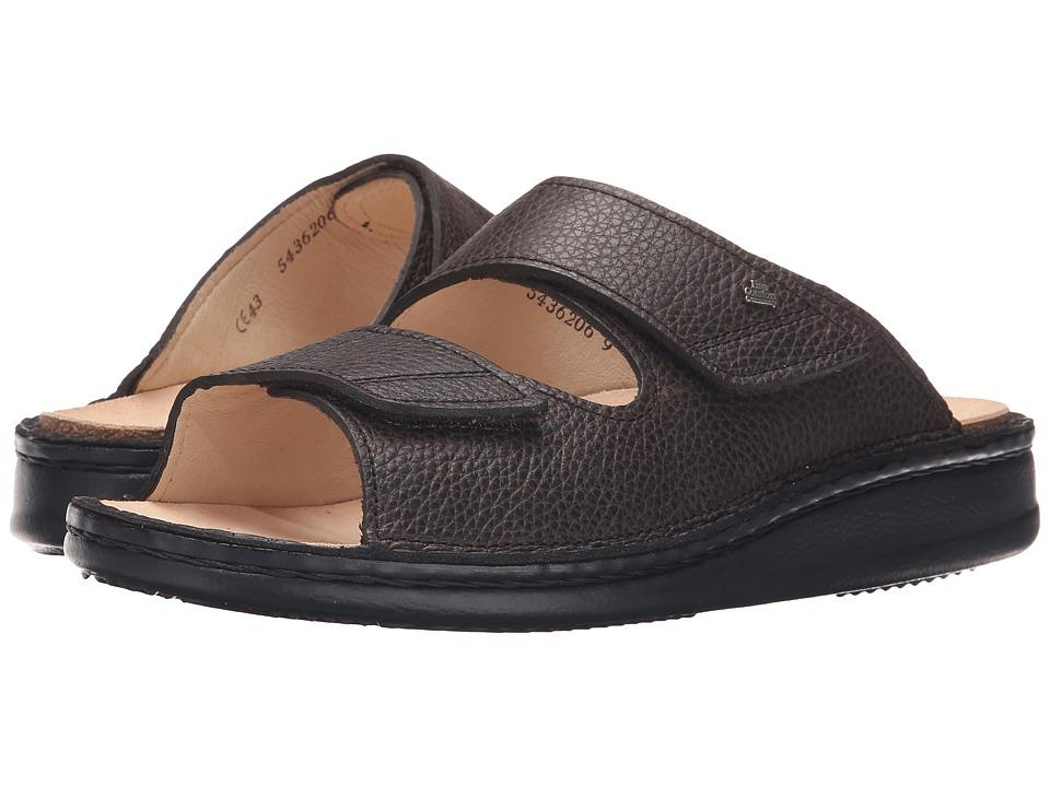 Finn Comfort Riad 1505 Coffee Mens Sandals