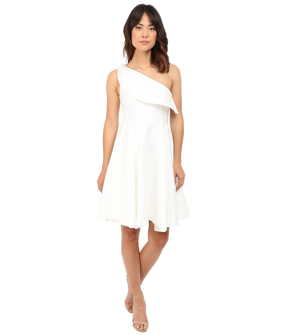 KEEPSAKE THE LABEL Marvel Mini Dress Ivory Womens Dress