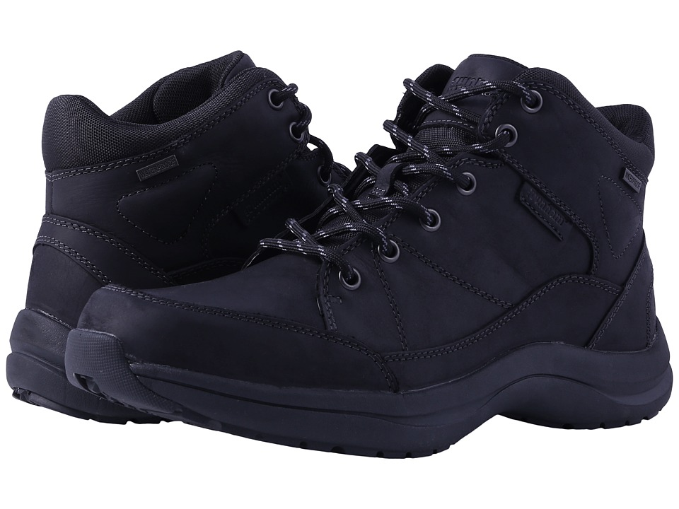Dunham Simon Waterproof (Black) Men
