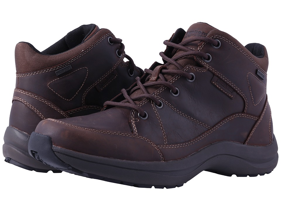 Dunham Simon Waterproof (Brown) Men
