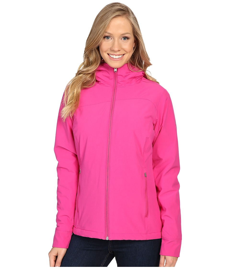 Spyder Rayna Hoodie Fleece Jacket (Voila) Women