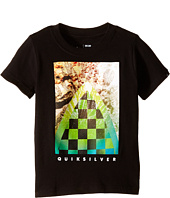 Quiksilver Kids - Checker Channel Screen Print (Toddler)