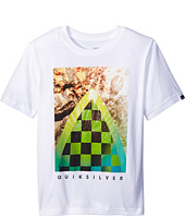 Quiksilver Kids - Checker Channel Screen Print (Big Kids)